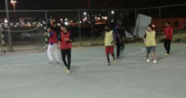 Participation of Arabic Linguistics Institute Team in University Championship for Football