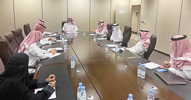 الجمعية السعودية للإدارة تعقد اجتماعها الدوري