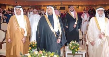 نائب أمير منطقة الرياض يدشن مهرجان «حركات ثقافية لذوي الإعاقة»