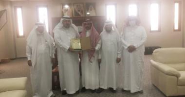 قسم الآثار يفوز بجائزة عميد الكلية للتطوير والجودة للعام الجامعي 1441هـ.