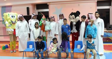 Community College Students Visit King Faisal...