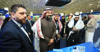 Center of Excellence in Information Assurance Represented at Saudi International Exhibition and Conference for Internet of Things