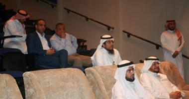 لقاء إثرائي لمشاريع مركز التميز في التعلم والتعليم في كلية التربية