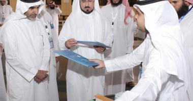 KSU Vice Rector Al-Salman visits Preparatory...