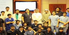 """الأنشطة الطلابية بـ(كلية التمريض) تنظم محاضرة بعنوان """" الحقوق الوظيفية لمهنة التمريض """""""