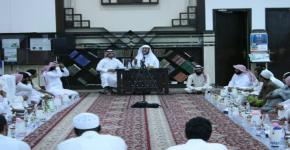 حفل استقبال لطلاب حلقات تحفيظ الكريم المستجدين بإسكان الطلاب