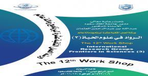 Twelfth DSFP Workshop to feature large international cast