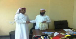 مركز التوجيه والإرشاد الطلابي  يطلق حملة تعريفية بإسكان طلاب جامعة الملك سعود