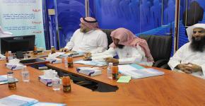 قسم الدراسات القرآنية  في ضيافة «مجلة الدراسات الإسلامية» بكلية التربية