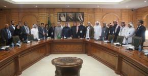 وزير الصحة يستقبل نقباء ورؤساء الجمعيات العلمية العربية