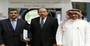 وزير التعليم التونسي يزور الجامعة ويشيد بتطور البحث العلمي