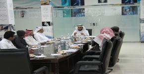 المجلس الاستشاري بإسكان الطلاب يعقد جلسة بمشاركة رئيس المجلس ونائبه ..