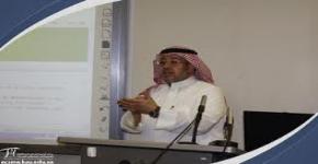 العمادة تقيم و بالتعاون مع كلية الصيدلة ورشتي عمل عن المكتبة الاكاديمية الالكترونية