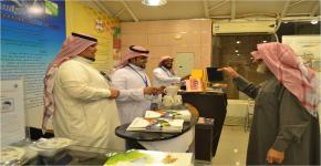 اختتام مشاركة برنامج كراسي البحث بجامعة الملك سعود في المهرجان الوطني للتراث والثقافة بالجنادرية