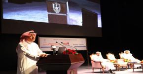 الدكتور العمر يفتتح العام الدراسي بتكثيف الدورات لأعضاء هيئة التدريس