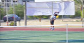 الاصابة تحرم جامعة الملك سعود من المنافسة على البطولة  التنس الارضي ,,