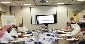 مجلس إدارة معهد الامير سلطان لأبحاث التقنيات المتقدمة (PSATRI) يستعرض انجازاته البحثية