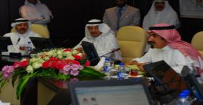 Rector Al-Othman encourages increased publishing at first University Council meeting