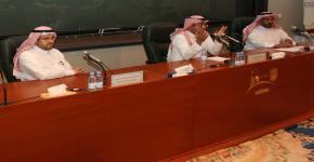 لقاء مفتوح للطلاب مع عميد كلية التربية