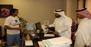 مركز التوجيه والإرشاد الطلابي يطلق حملة «أطفئها قبل رمضان»
