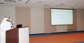 ورشة عمل مناقشة الخطة الإستراتيجة الخاصة بمعهد التصنيع المتقدم