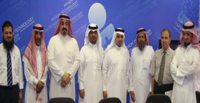 Abdul Latif Jameel Group and Riyadh Technology Incubator Center cultivate ties