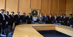 KSU Students Visit Aachen University, Meet Students and Tour Campus