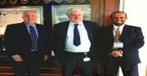 KSU Skills Development official meets with Durham University counterparts