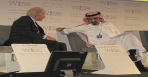 Rector Al-Othman addresses Summit for Education in Qatar