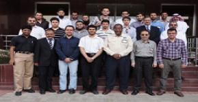 KSU Electrical Power Chair students gain firsthand experience at Aramco refinery
