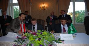 Saudi Minister of Higher Education leads Saudi delegation in Vienna