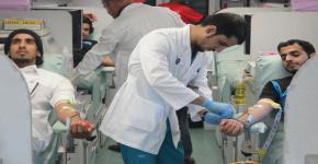 Blood drive a success at KSU