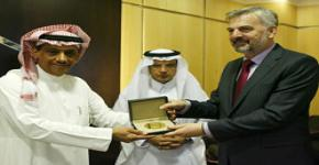 Bosnian Delegation Visits KSU