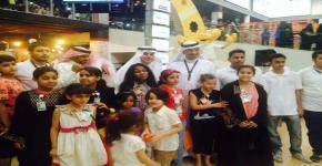 جمعية طب الأسنان تقيم حفل النجاح لأطفال جمعية انسان