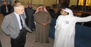 College of Computer and Information Sciences welcomes ABET accreditation representatives