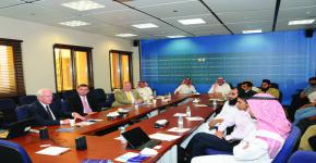 KSU Cyber Security Center Recieves International Delegations