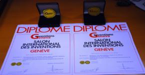 KSU Scientists won gold medals at 38th Geneva inventor's exhibition