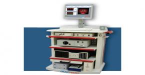 Communication and Swallowing Disorders Unit using advanced laryngeal imaging system