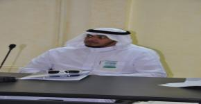 وكيل التطوير والجودة بعمادة البحث العلمي يزور كلية الدراسات التطبيقية وخدمة المجتع