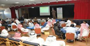 """توجيه وإرشاد جامعة سعود يعقد ورشة عمل حول """"التميز الإرشادي"""""""