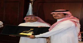 Saudi Dental Society Honored