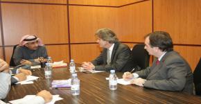 SUDL director, McGill University officials meet to discuss Saudi enrollment