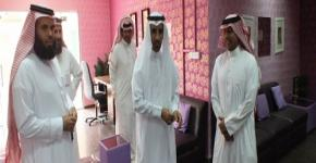 KSU dean inspects female dormitory from top to bottom