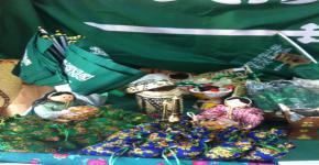 إدارة  إسكان طالبات جامعة الملك سعود يحتفل باليوم الوطني