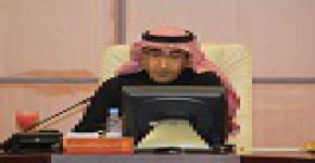"""د. إبراهيم الحركان : نظمت عمادة الدراسات العليا بجامعة الملك سعود """"ورشة عمل عن القواعد المحدثة المنظمة للإختبار الشامل لطلبة الدراسات العليا"""""""
