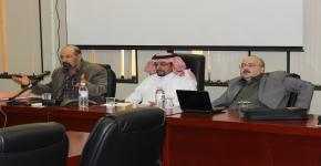 قضايا سردية في ندوة بقسم اللغة العربية وآدابها