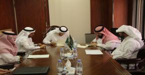إبرام اتفاقية تعاون بين جامعة الملك سعود وشركة الارتقاء المعرفي