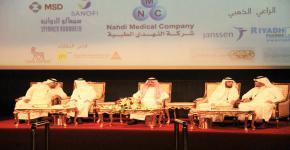 كلية الصيدلة بجامعة الملك سعود تنظم فعاليات يوم المهنة الصيدلي الثالث
