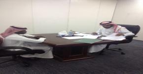 يوم توظيفي للبنك السعودي الهولندي لخريجي كلية المجتمع
