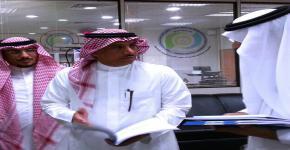 زيارة معالى مدير الجامعة لبرنامج الوصول الشامل لذوي الإحتياجات الخاصة